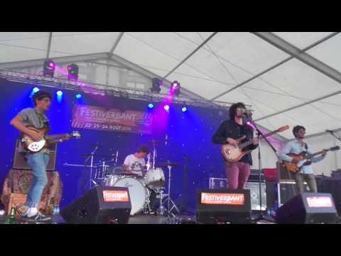 MAGIC & NACKED - LIVE FESTIVERBANT FESTIVAL 2014 / ROCK A LANDECY