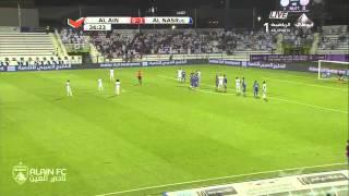 getlinkyoutube.com-11-04-2015 ملخص مباراة النصر والعين -دوري الخليج العربي-