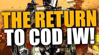 getlinkyoutube.com-THE RETURN TO CALL OF DUTY: INFINITE WARFARE! (The FINAL Futuristic COD!?)