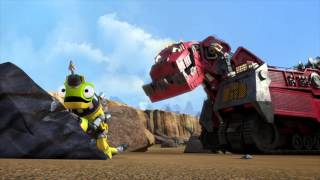 getlinkyoutube.com-DreamWorks Dinotrux - Já disponível na Netflix