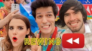 getlinkyoutube.com-GRABANDO YOUTUBE REWIND 2015 | LOS POLINESIOS VLOGS