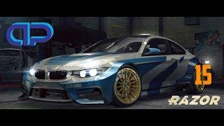getlinkyoutube.com-Need for Speed: No Limits | BMW M4 F82 (Razor) Part 1