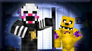 getlinkyoutube.com-Five Nights at Freddy's Nightmare - Night 5 (Minecraft Roleplay)