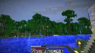 """getlinkyoutube.com-Minecraft - Episodio 12 """"Amaestrando Gatos"""" El perro pancho y el super-rail"""
