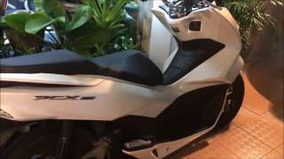 Honda PCX vs. Yamaha NMax updated