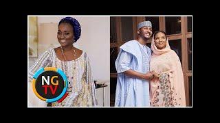Despite the messy marital drama, Rahma Indimi congratulates her baby sister Hauwa on her wedding