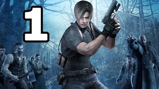 Resident Evil 4 Walkthrough Part 1 - No Commentary Playthrough (PC)