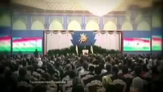 getlinkyoutube.com-Эмомали Рахмон и Ислам в Таджикистане!