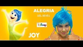 "getlinkyoutube.com-TUTORIAL DE MAQUILLAJE DE ""ALEGRIA"" DEL REVES // INSIDE OUT JOY MAKEUP TUTORIAL"