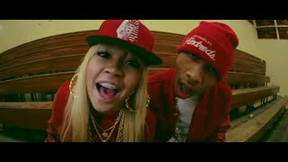 Tyga - Heisman Part 2 (Ft. Honey Cocaine) [OFFICIAL VIDEO]