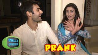 Varun Aka Sanskaar Plays A Funny Prank On Nikita Aka Kavita| Swaragini