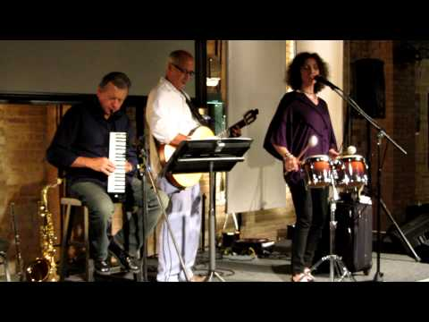 VIVO jazz trio &quot;Besame Mucho&quot; VIVO at Mercy Hill - Hide House - July 27, 2012