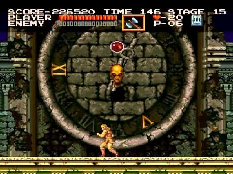 PSX Longplay [083] Castlevania Chronicles