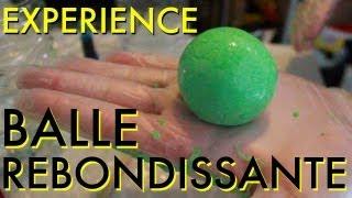 getlinkyoutube.com-Dr Nozman - Expérience Balle Rebondissante - Facile !