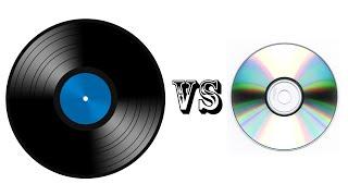Vinyl VS CD - www.lamachineamixer.com