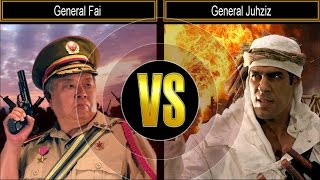 getlinkyoutube.com-Shockwave Mod Challenge Mode: General Fai VS General Juhziz