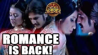 Jodha Akbar: Jalal and Jodha's Romance on the show| 15th May 2014 FULL EPISODE width=