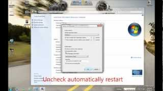 getlinkyoutube.com-Fix window 7 auto restart problem