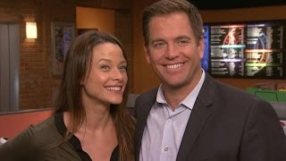 getlinkyoutube.com-The New 'NCIS' Love Story Has Weird Connection to Michael Weatherly's Real Life