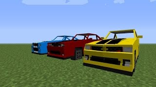 getlinkyoutube.com-Minecraft: PE - How to Ride a Minecart Like a Car (0.15.4/The Car Glitch)