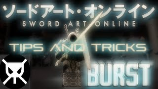 getlinkyoutube.com-Tips And Tricks ▼ How to use Friend teleport *Outdated* ▼ Sword Art Online: Burst ▼