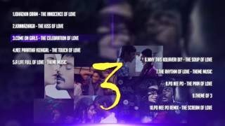 3 Tamil Movie Songs | Music Box