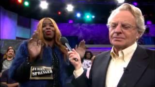Audience Roast: Turned Up & Transgender (The Jerry Springer Show)