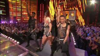 getlinkyoutube.com-[HD] Lady GaGa - Love Game & Poker Face [Live @ Much Music Awards 2009] 720p