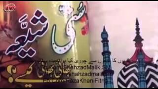 Barelvi Shia Bhie Bhie by Molana Abu Ayub Qadri