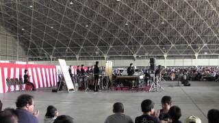 getlinkyoutube.com-エアーメモリアルin鹿屋 佐世保音楽隊演奏 +三宅三曹