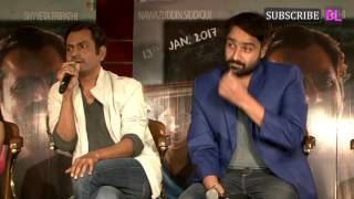 getlinkyoutube.com-Nawazuddin Siddiqui and Shweta Tripathi celebrates the success of Haramkhor | Part 2