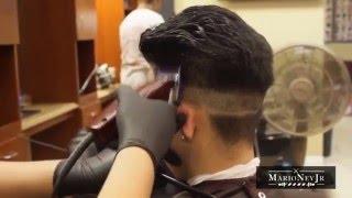 getlinkyoutube.com-Mens Hairstyles 2016 | Hairstyles For Men Undercut Trend 2016