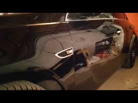 Накладки GM от Corsa OPC и повторители поворота DEPO