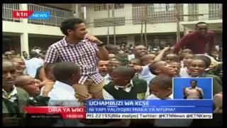 Dira ya Wiki: Matokeo ya mtihani wa KCSE mwaka 2016 yanazidi kuibua mjadala, 30/12/16