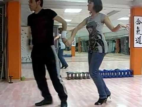 Izmir Salsa Dans Kursu Titanic Spot Turn Hook Turn Kombinasyonları