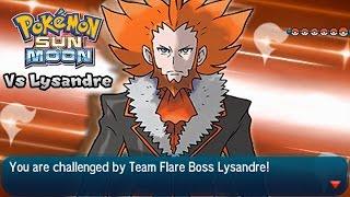 Pokémon Champion Title Challenge 44: Lysandre (Game Edited)