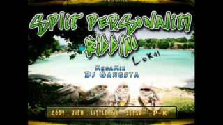 Meddley Slit personality one riddim lokal