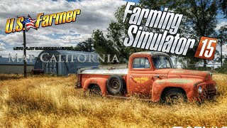 getlinkyoutube.com-Farming Simulator 2015 - Let's Play California Map EP01