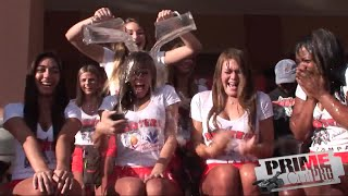 getlinkyoutube.com-Hooters Girls ALS Ice Bucket Challenge - Channelside Tampa