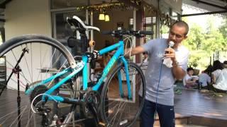 getlinkyoutube.com-ซ่อมเกียร์ จักรยาน กับน้าโบ๋