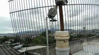 getlinkyoutube.com-Internet de graça com antena de lata - 3. continuação - Fim