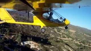 getlinkyoutube.com-Electric Aircraft Earthstar E-Gull Flight Demonstration 2014