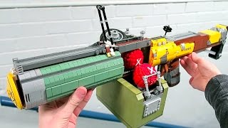 getlinkyoutube.com-LEGO Frag Launcher - Overwatch
