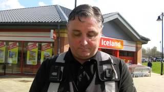 Enforcement Officer Harassment in Runcorn