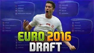getlinkyoutube.com-Draft Euro 2016 - TOTS w składzie | FIFA 16