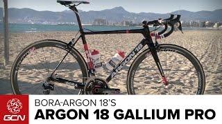 Bora-Argon 18's Argon 18 Gallium Pro