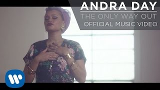 Andra Day - The Only Way Out [Official Music Video]
