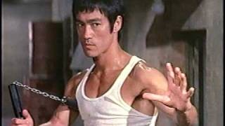 getlinkyoutube.com-Bruce Lee - Nunchaku