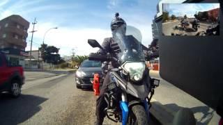 getlinkyoutube.com-Viaje a Salta  - Alta Gracia a Carlos Paz - Corven Triax Touring 250 (Zongshen RX3) Parte 1