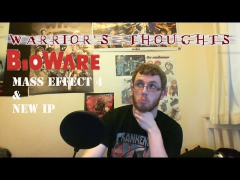 Warrior's thoughts: Bioware at PAX: Mass effect 4 and new IP